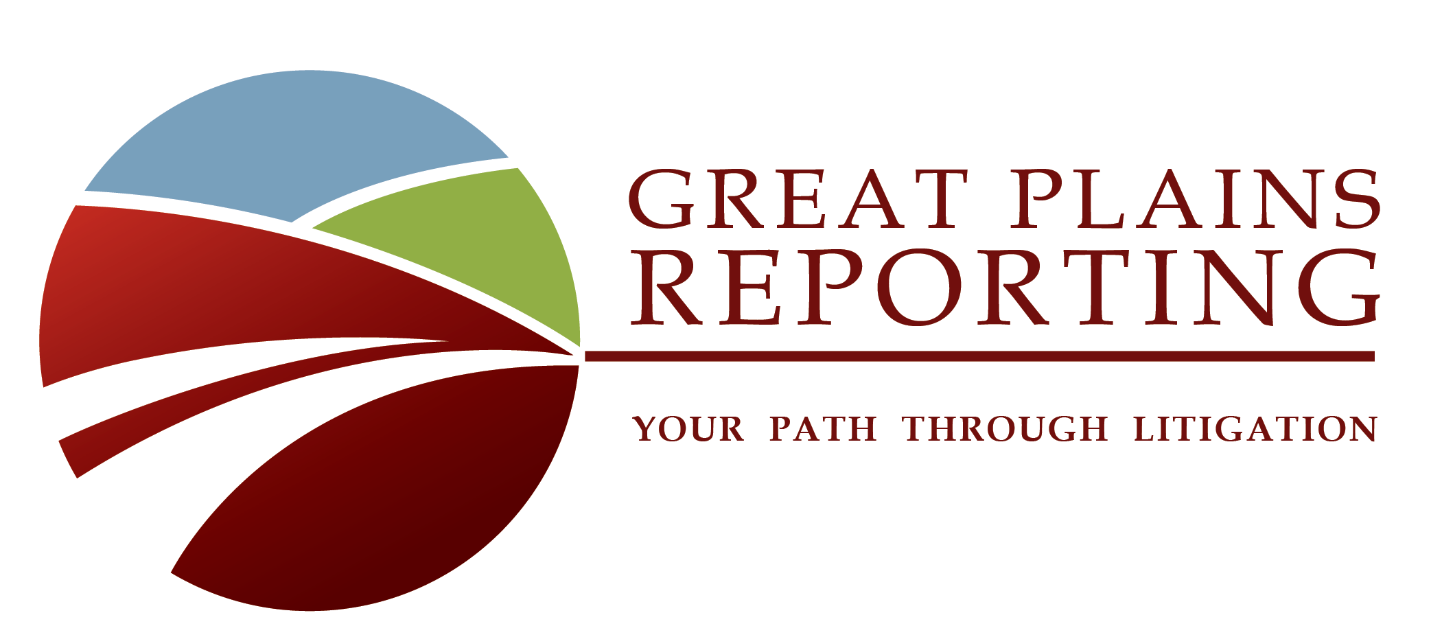 Great Plains Reporting logo